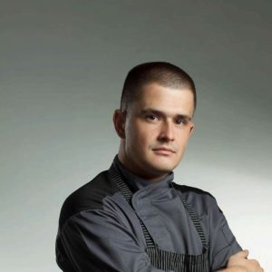 One of the most interesting Serbian chefs – Nikola Milovanovic – came to Serbish!